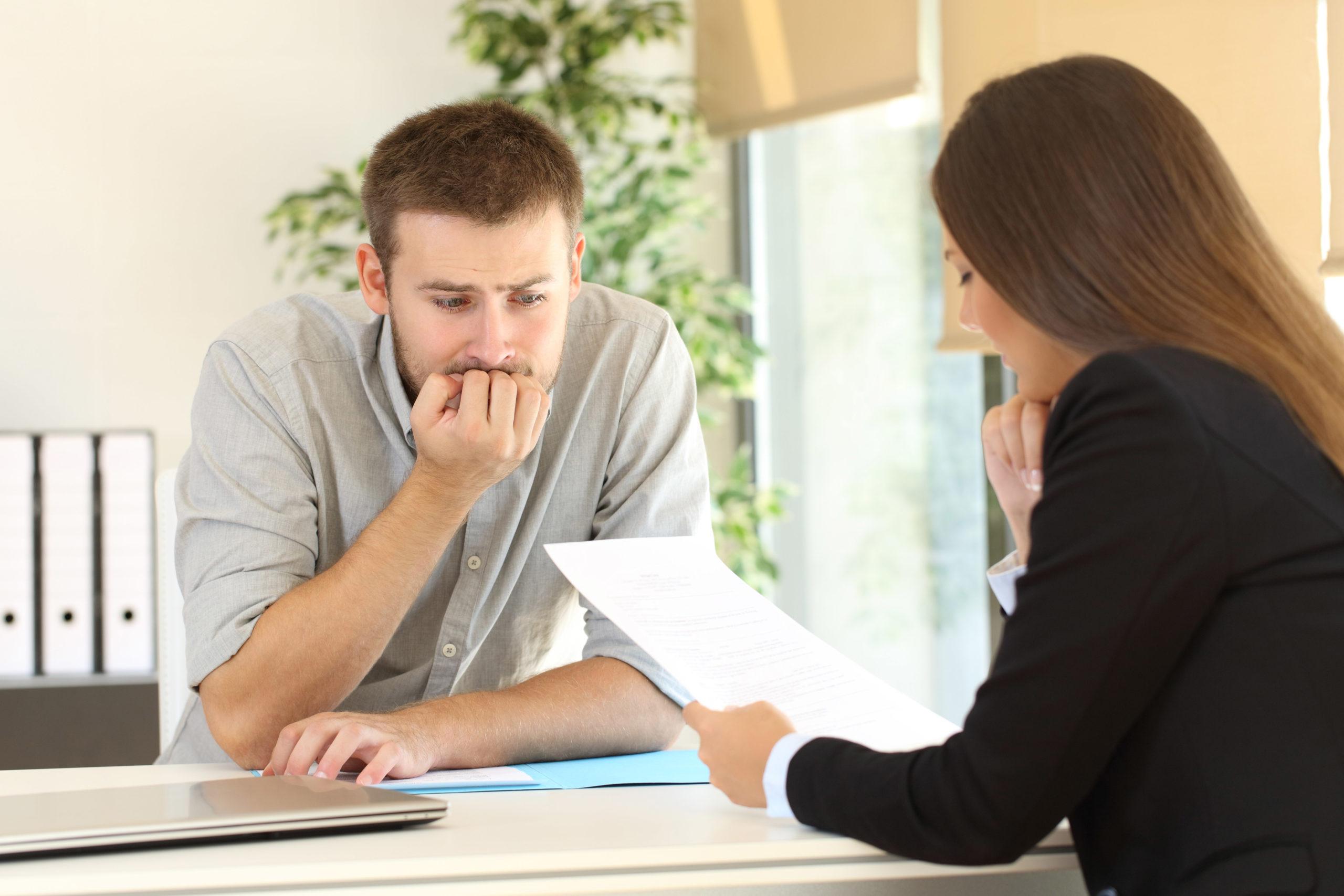 De meest gemaakte fouten tijdens een sollicitatiegesprek