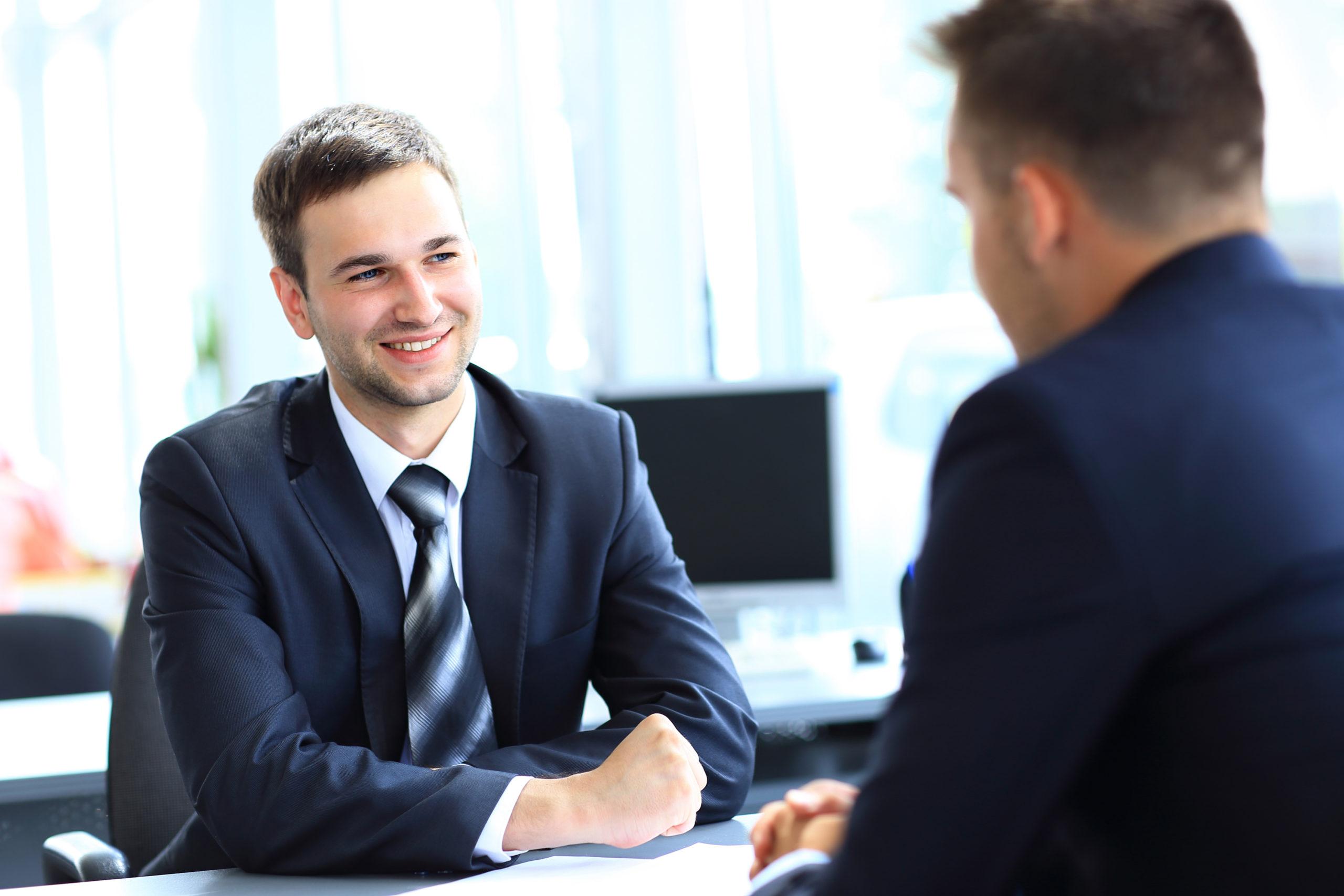 Het sollicitatiegesprek: jouw lichaamshouding is een belangrijke factor