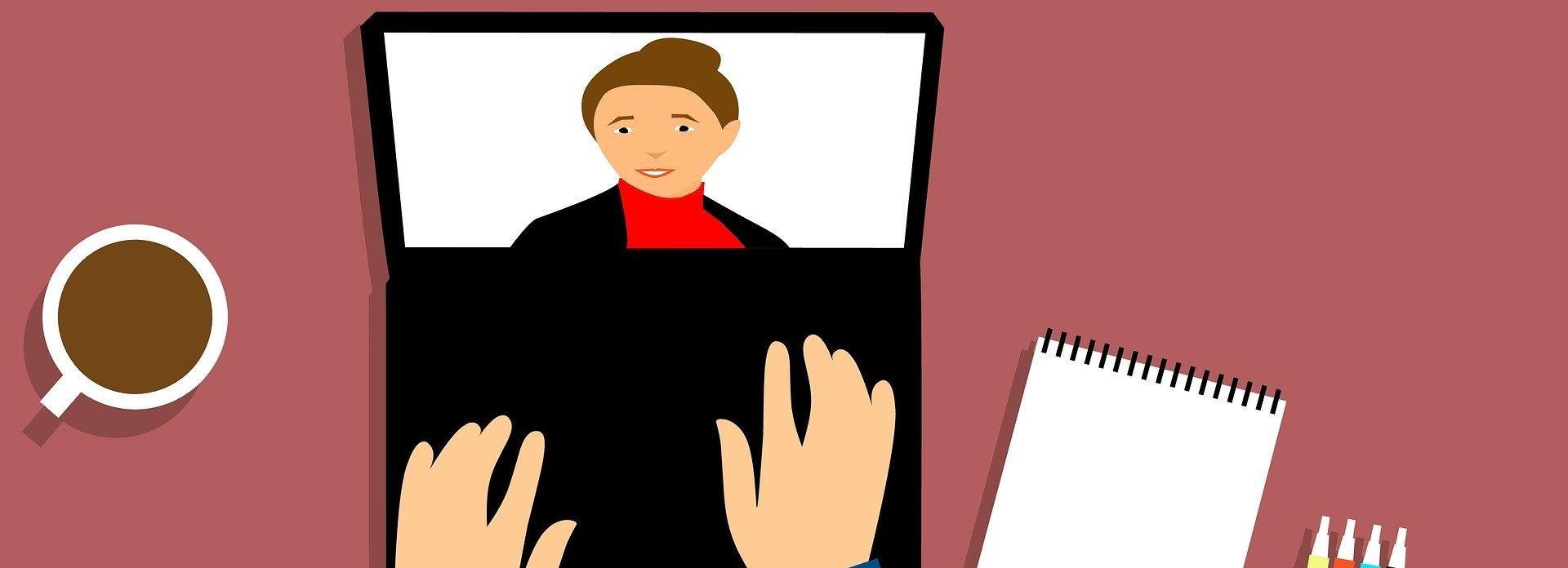 Een digitaal sollicitatiegesprek via Skype, Hangout, Webex, Zoom of Facetime?